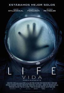 """Pósters de la película """"Life (Vida)"""""""
