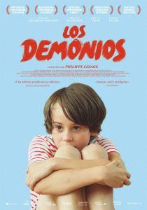 """Pósters de la película """"Los demonios"""""""