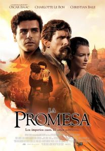 """Pósters de la película """"La promesa"""""""
