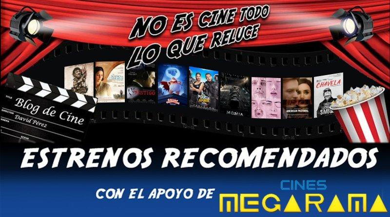 Vídeo avance y recomendaciones de la semana: 9 de junio de 2017