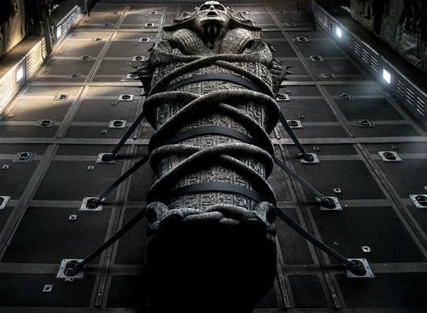"""Pósters de la película """"La momia"""""""