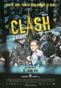 """Pósters de la película """"Clash (Choque)"""""""