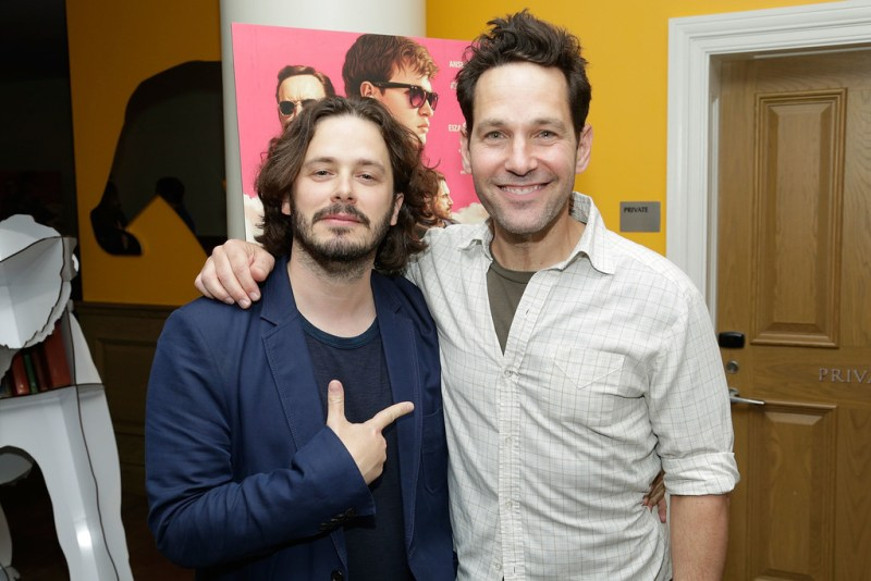Paul Rudd Edgar Wright