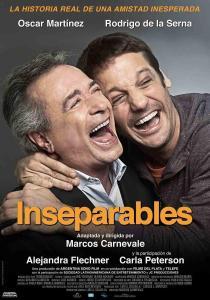"Pósters de la película ""Inseparables"""