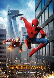 "Pósters de la película ""Spider-Man: Homecoming"""