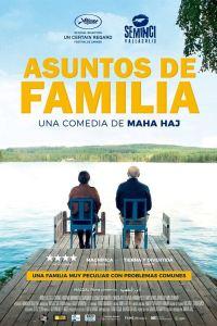"""Pósters de la película """"Asuntos de familia"""""""