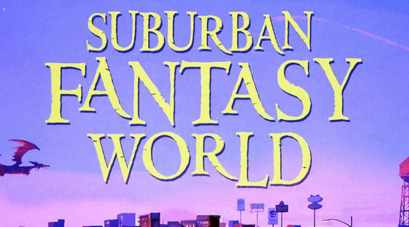 Untitled Suburban Fantasy Pixar