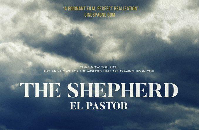 """Pósters de la película """"El pastor"""""""