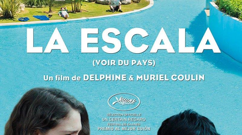 """Pósters de la película """"La escala"""""""