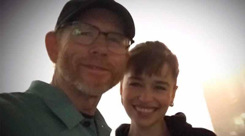'Han Solo': Emilia Clarke ya terminó de rodar sus escenas