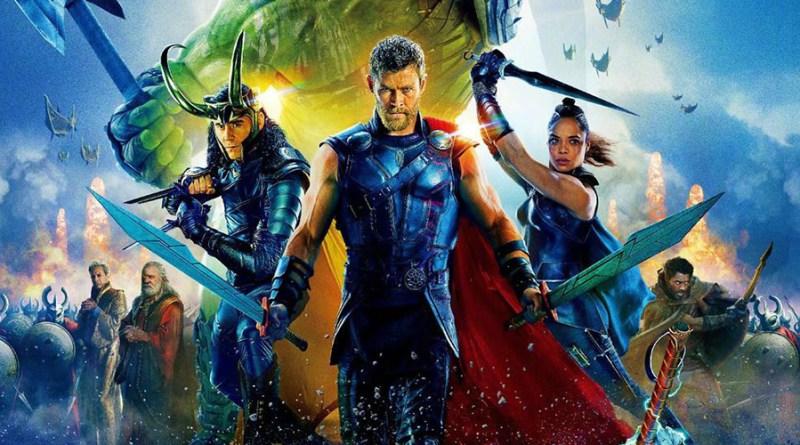 'Thor: Ragnarok': Desde China nos llega un nuevo póster