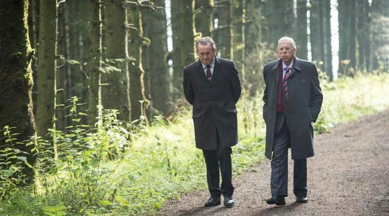 'El viaje': Póster y tráiler del encuentro entre McGuinness y Paisley