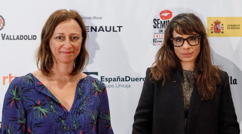 62 SEMINCI. Rueda de prensa de 'Como nuestros padres' con Laís Bodanzky y Maria Ribeiro
