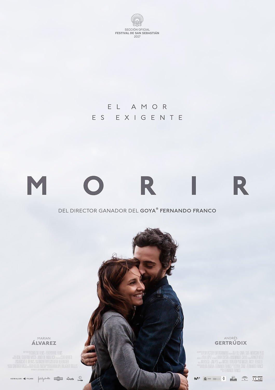 """Pósters de la película """"Morir"""""""