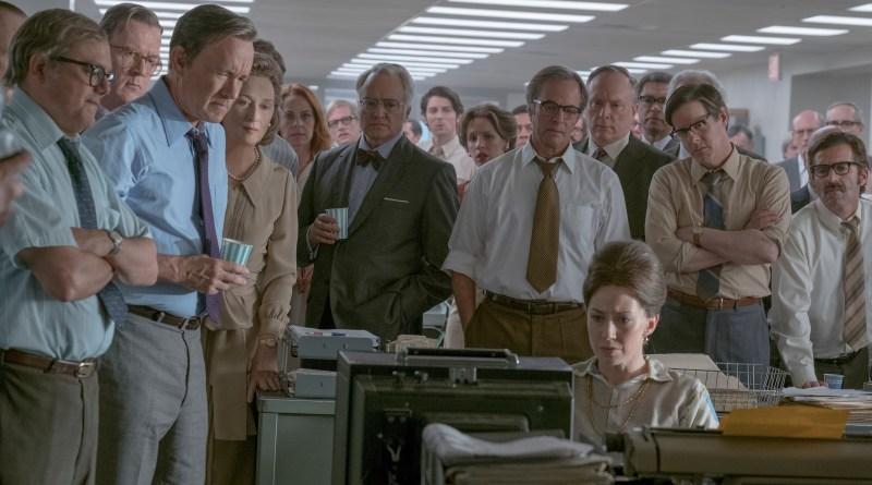 'Los archivos del Pentágono': Primera imagen oficial de Tom Hanks y Meryl Streep en la nueva película de Steven Spielberg