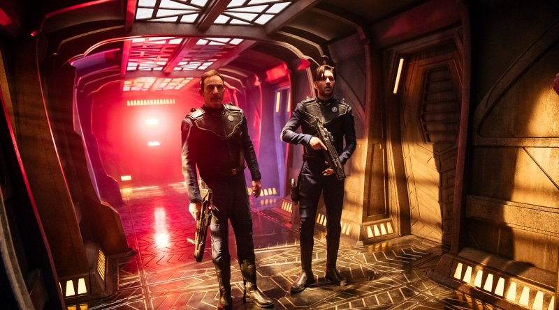Netflix renueva Star Trek: Discovery por una segunda temporada