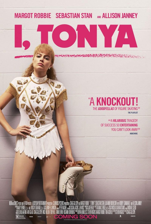'I, Tonya': Póster del biopic de Tonya Harding con Margot Robbie