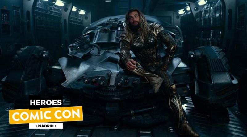 'Liga de la Justicia': La nueva película de DC llega a la Heroes Comic Con Madrid