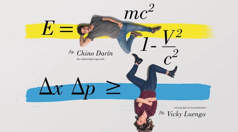 'Las leyes de la termodinámica': Teaser póster y primer traíler de esta inusual comedia romántica