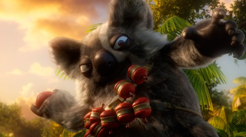 'The Jungle Bunch, la panda de la selva': La serie da el salto al cine en enero