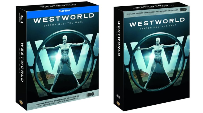'Westworld: Primera Temporada': Ya a la venta en DVD y Blu-ray