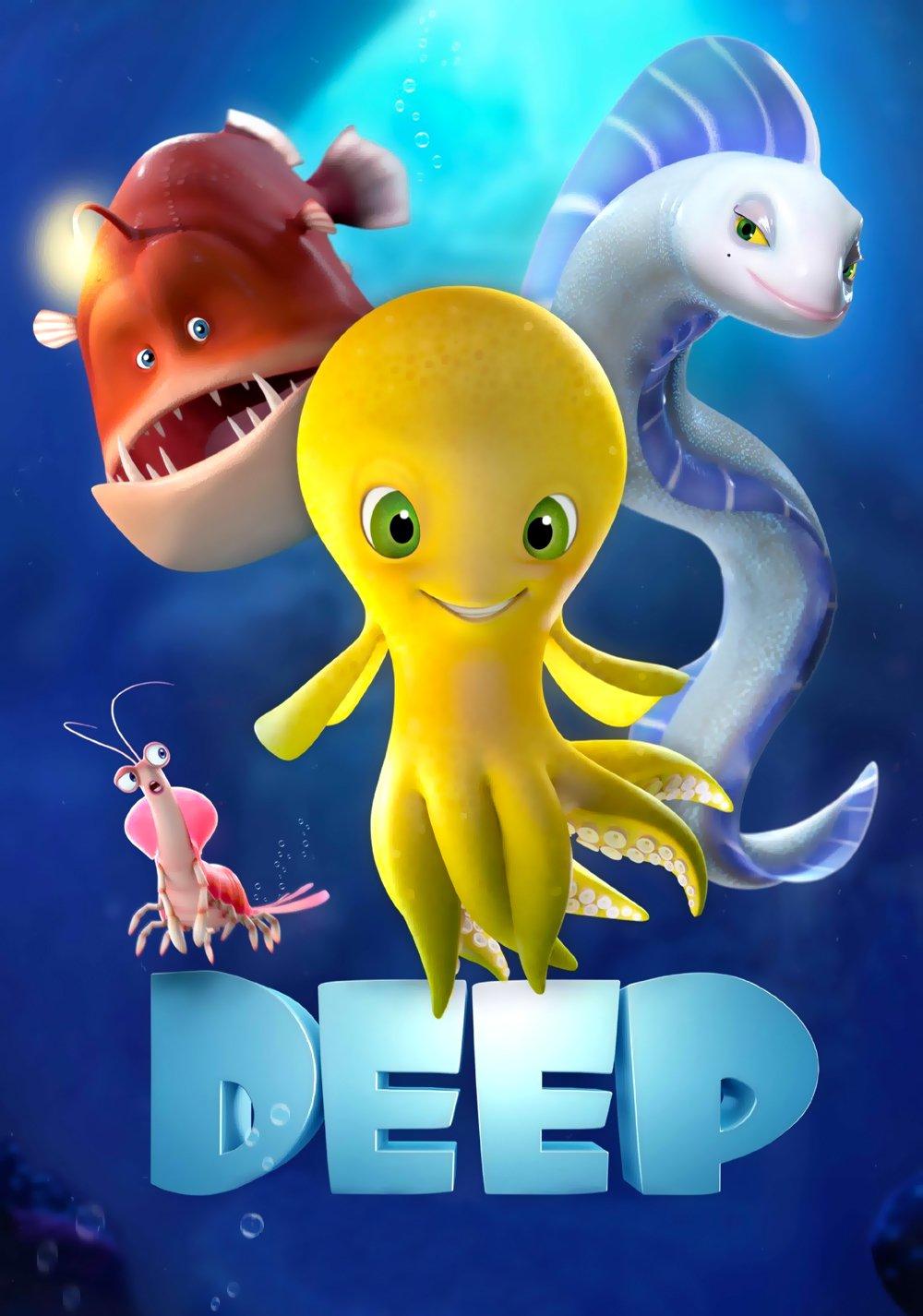 "Pósters de la película ""Deep"""
