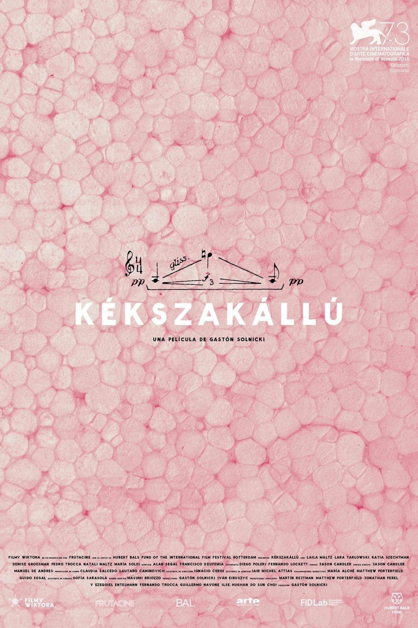 """Pósters de la película """"Kékszakállú"""""""