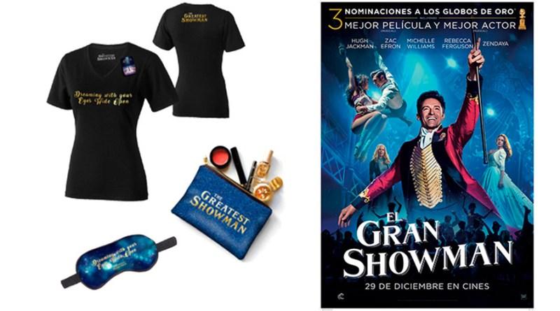 Sorteo 'El Gran Showman': Tenemos packs de merchandising para vosotros