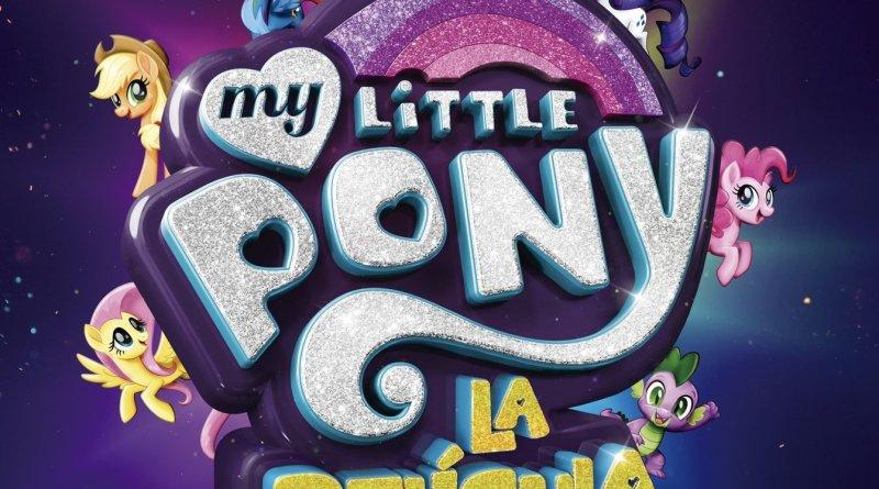 "Pósters de la película ""My Little Pony: La película"""
