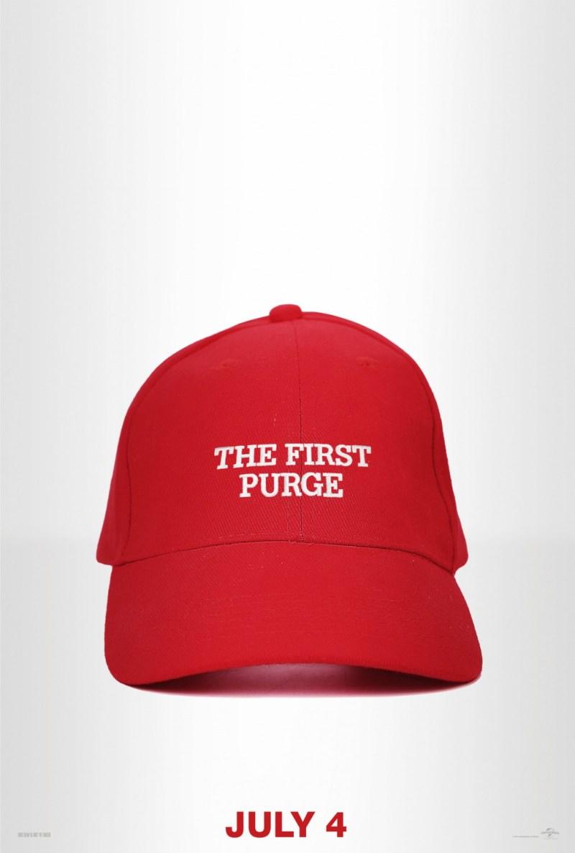 'The First Purge': Póster y anuncio de la cuarta entrega de 'La noche de las bestias'