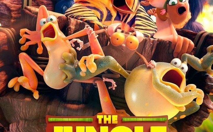 """Pósters de la película """"The Jungle Bunch. La panda de la selva"""""""