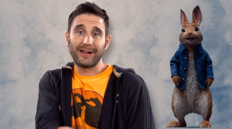 'Peter Rabbit': Dani Rovira nos describe a su personaje en esta comedia familiar