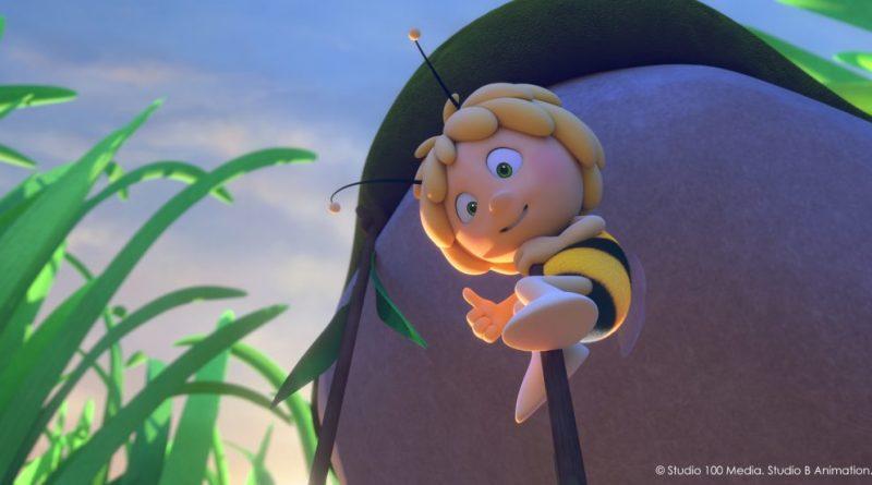 'La abeja Maya - Los juegos de la miel': Tráiler final español del regreso de la abeja más famosa