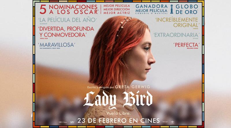 Sorteo 'Lady Bird': Tenemos entradas dobles para vosotros