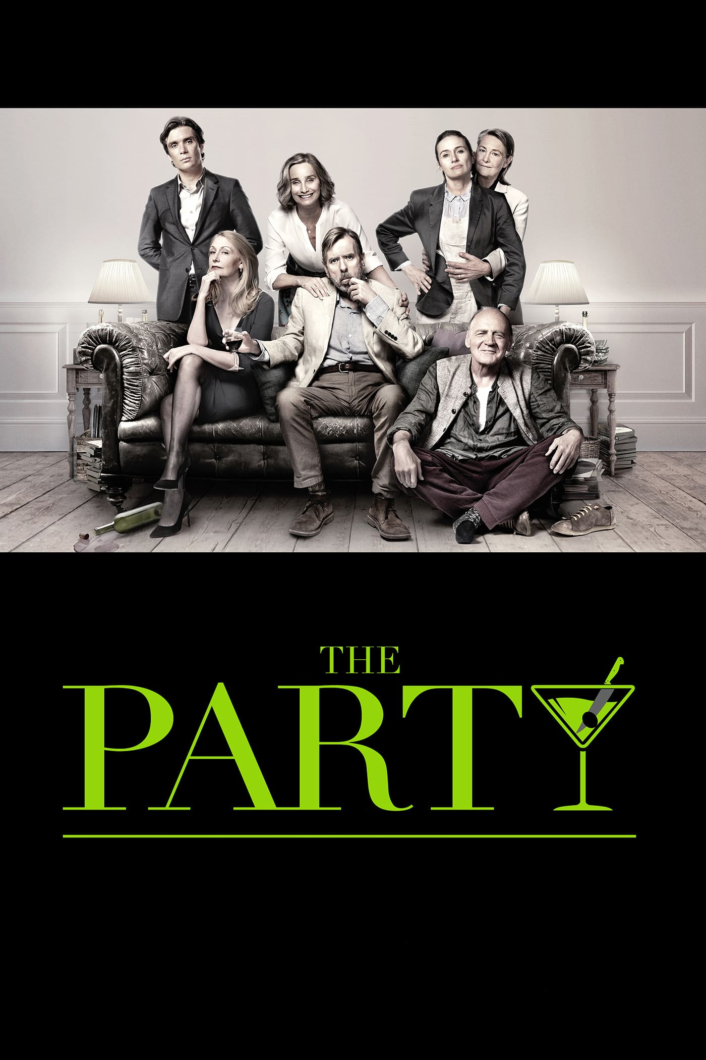 "Pósters de la película ""The Party"""
