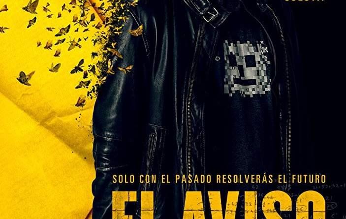 """Pósters de la película """"El aviso"""""""