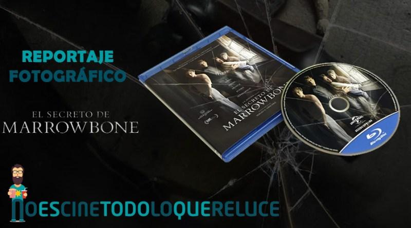 'El secreto de Marrowbone': Reportaje fotográfico y análisis de la edición Blu-ray