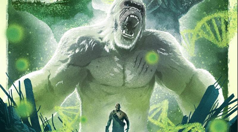 'Rampage': Nuevos monstruos se dejan ver en los pósters asiáticos