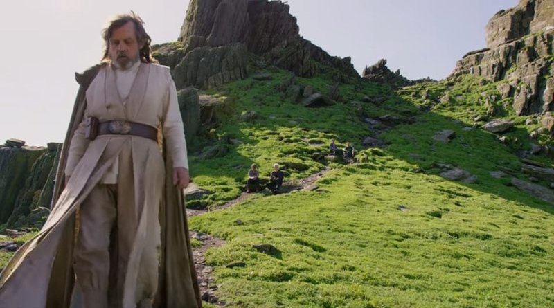 "'Star Wars: Los últimos Jedi': Clip exclusivo ""La lucha interna de Luke"""
