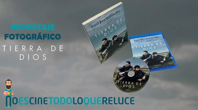 'Tierra de Dios': Reportaje fotográfico y análisis de la edición Blu-ray
