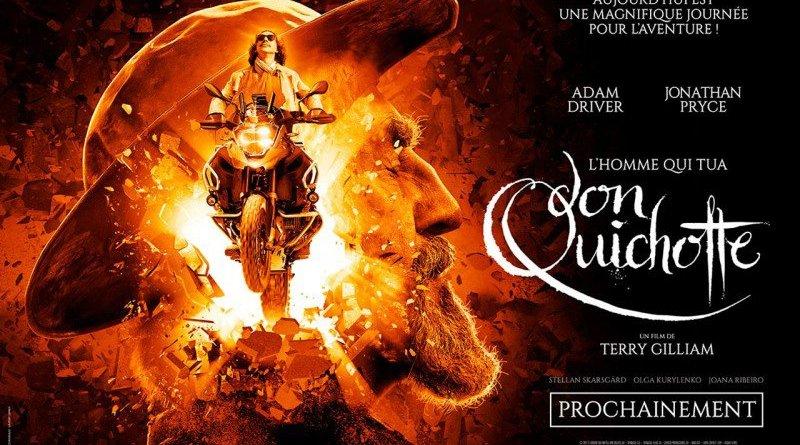'El Hombre que mató a Don Quijote': Tráiler de la película de Terry Gilliam