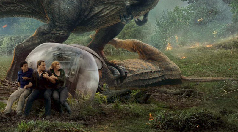 Jurassic World: el reino caído (J.A. Bayona)