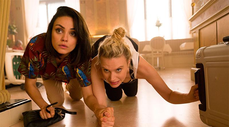 'El espía que me plantó': Tráiler de la nueva comedia con Mila Kunis