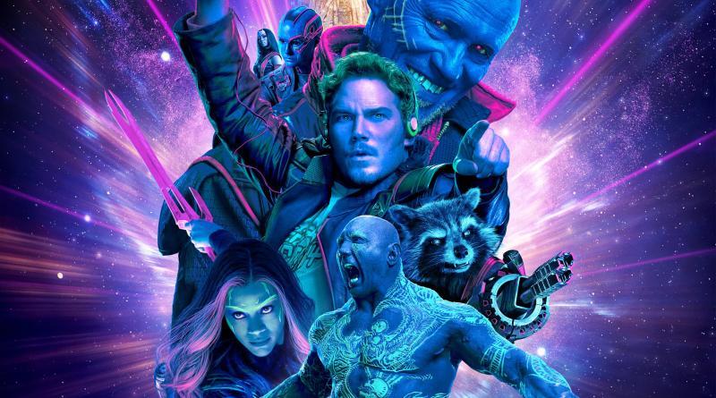 Guardianes de la galaxia Vol3