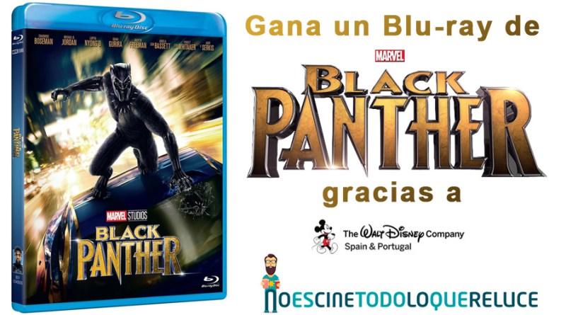 Sorteo 'Black Panther': Tenemos Blu-rays de la película para vosotros