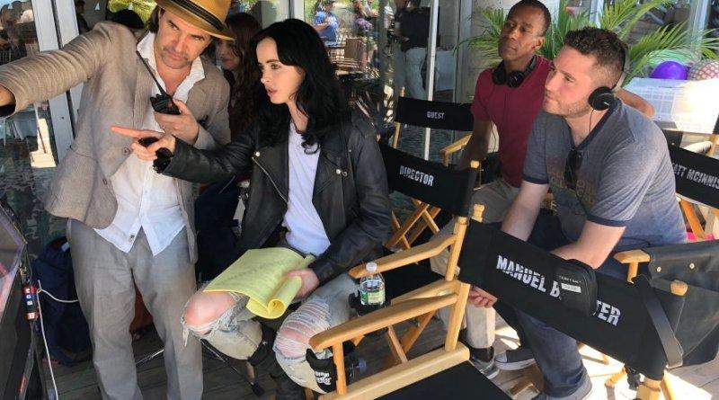 'Jessica Jones': Krysten Ritter debutará en la dirección en la tercera temporada