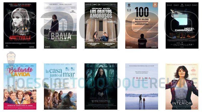 Lanzamientos de julio en DVD y Blu-ray de Cameo