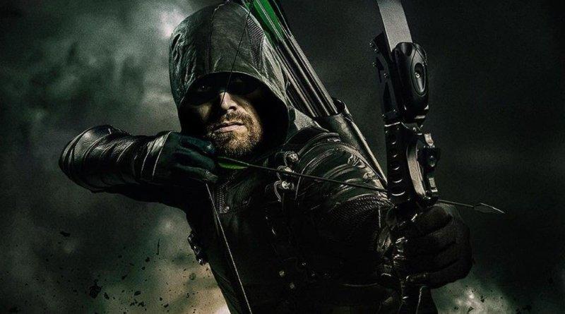 Arrow Comic Con