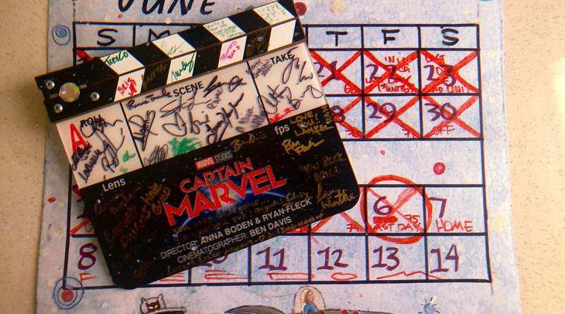 'Captain Marvel': Brie Larson confirma que ha terminado el rodaje