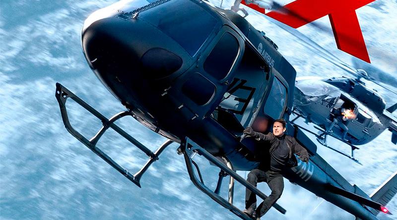 'Misión: Imposible- Fallout': Póster promocional para salas IMAX